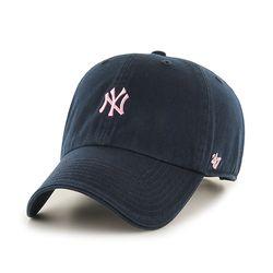 47브랜드 MLB모자 뉴욕 양키즈 미니핑크로고