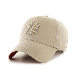 47브랜드 MLB모자 뉴욕 양키즈 올 카키