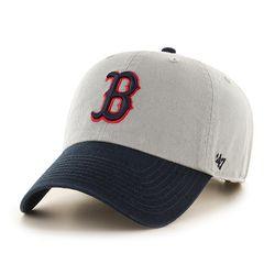 47브랜드 MLB모자 보스톤 그레이네이비 멀티