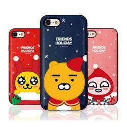 카카오 크리스마스 멀티 카드범퍼 아이폰7 8플러스