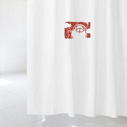 [샤워 커튼] 크리스마스 csc 07