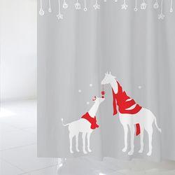 [샤워 커튼] 크리스마스 csc 06