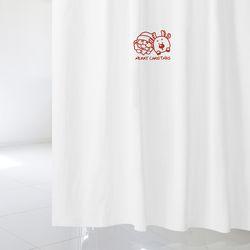 [샤워 커튼] 크리스마스 csc 21