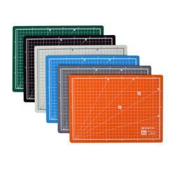 현대오피스 칼라커팅매트 HCM-A4 데스크매트 컷팅매트