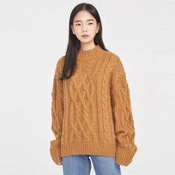 slender twist knit