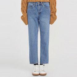 worth denim straight pants