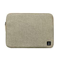 W 13 유니크 노트북파우치 Light gray