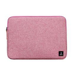 W 13 유니크 노트북파우치 Pink