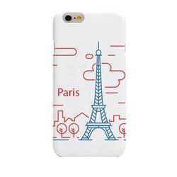 S8 파리 에펠탑 (HE-109A) 하드 케이스