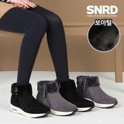 [SNRD] 여성 겨울 털 스니커즈 SN190