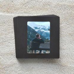 포토마운트 - 3x5 블랙 20매