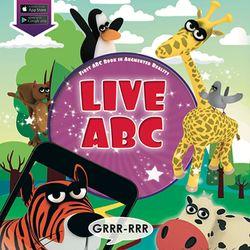4D 살아있는 ABC AR 컬러링북