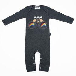 Golgi Grey Rainbow Jumpsuit