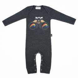 Golgi Grey Rainbow Jumpsuit