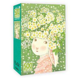 플로펫 직소퍼즐 500조각 찔레꽃