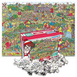 월리를 찾아라 직소퍼즐 150pcs 자이언트월트