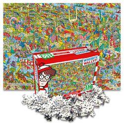 월리를 찾아라 직소퍼즐 150pcs 공룡시대