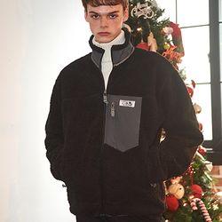 Crump thermal fleece jacket (CO0009)