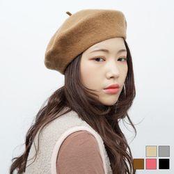 울 베레모 (5colors)