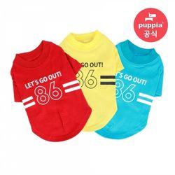 올치 레츠고 라운드 티셔츠 OLGA-TS5777