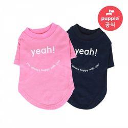 올치 YEAH 라운드 티셔츠 LGA-TS5778