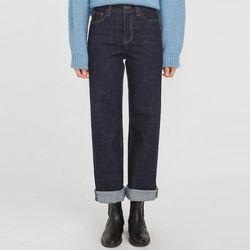 level roll up denim pants