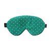 green dot sleep mask