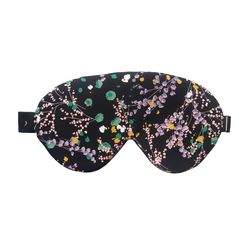 cherry blossoms silk sleep mask