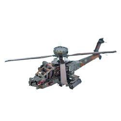 3D이노메탈퍼즐 탈것 헬리콥터