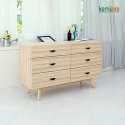 헤라 디자인 1200 와이드서랍장 KFM-209