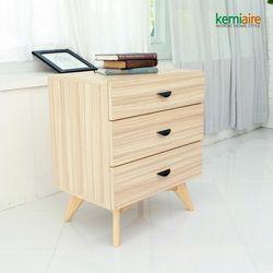 헤라 디자인 3단 서랍장 KFM-207
