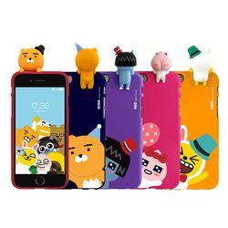 카카오프렌즈 파티 피규어 케이스 아이폰5(s).SE