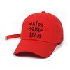 STIGMA VST BASEBALL CAP RED