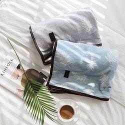 극세사 담요 트로피칼 블루 100x150cm