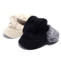 AGDU EARMUFFS KNIT CAP