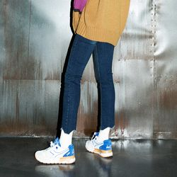 Zigzag Cigarette Jeans(여성용)