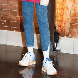 V-cut Crop Jeans(여성용)
