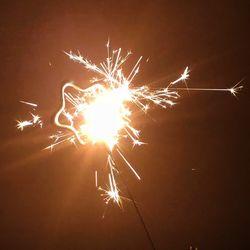 스파클러 초 (Sparker Candle)