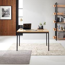 모던블랙 1200 책상 (의자별도)