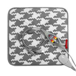 [KC안전인증번호 누락] 바인하우스 2단조절 듀얼 USB 터보 온열방석 EGM-TB2
