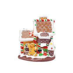 쿠키 하우스 촛대 (아이스크림)