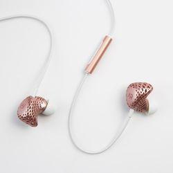 헤이거즈 투각 디자인 아노라(AR) 인이어 이어폰