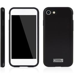 [~1/2까지] [아이폰 6s] 하드쉘 메탈 엣지 케이스 BLACK