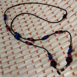 가락지매듭으로 만든 전통매듭안경줄