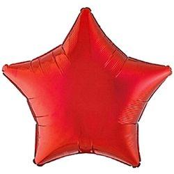 은박풍선 (18인치) 레드 별