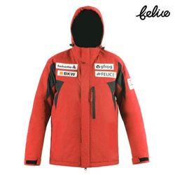 [펠리체] 토리 스키 보드 자켓 RED 아동용