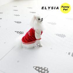 엘리시아 강아지매트 애견매트 티니트리 L
