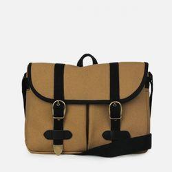 Vintage Mail Bag - Super Oxford Beige