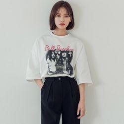 [로코식스] breaker T티셔츠