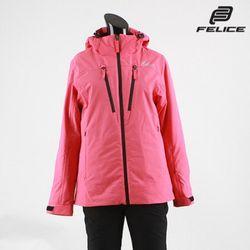 [펠리체] 아이리스 스키복 보드복 자켓 핑크 여성용